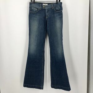 A/X Armani Exchange Flare Jeans 4R Like New!